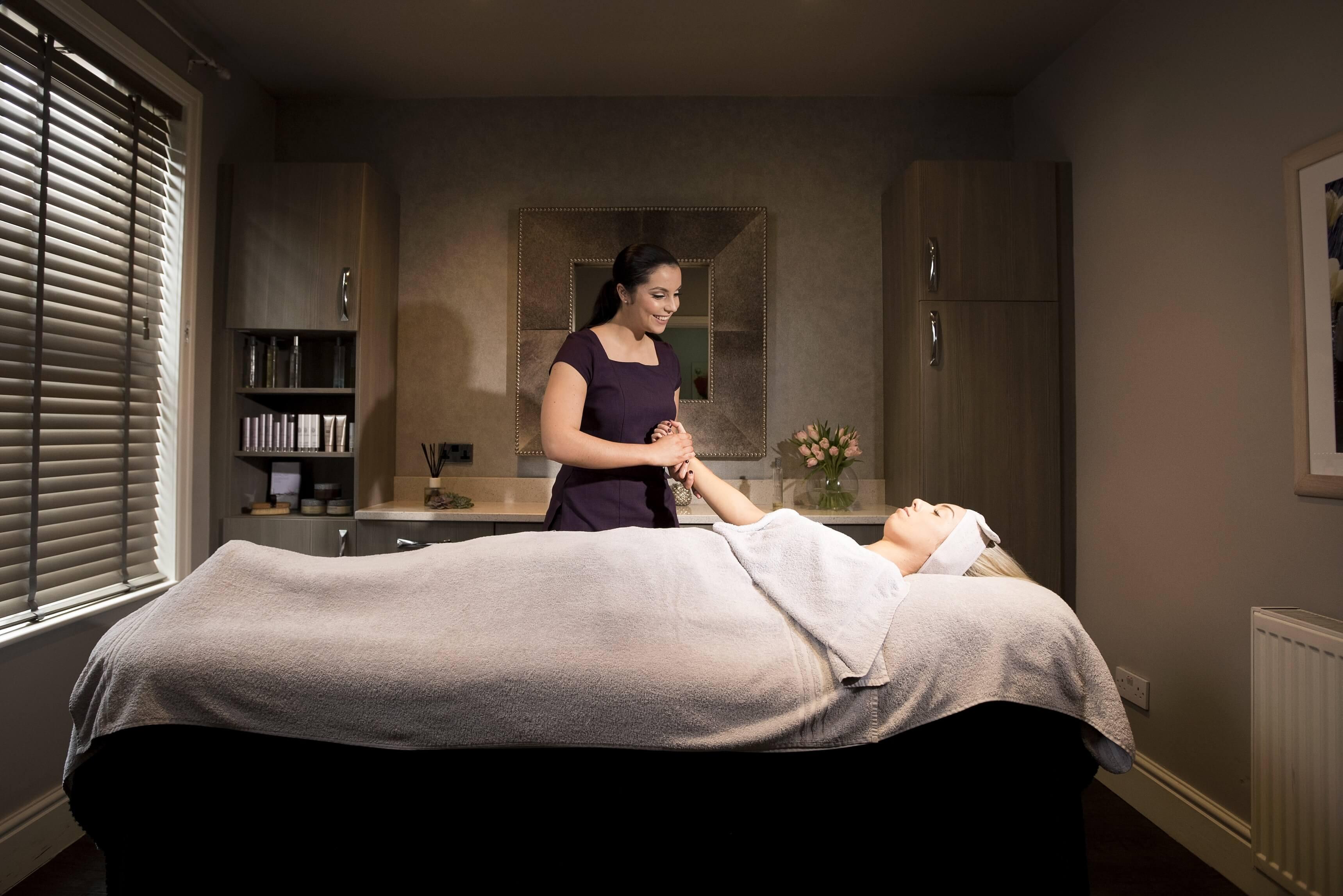 Baby powder massage erotic-6036