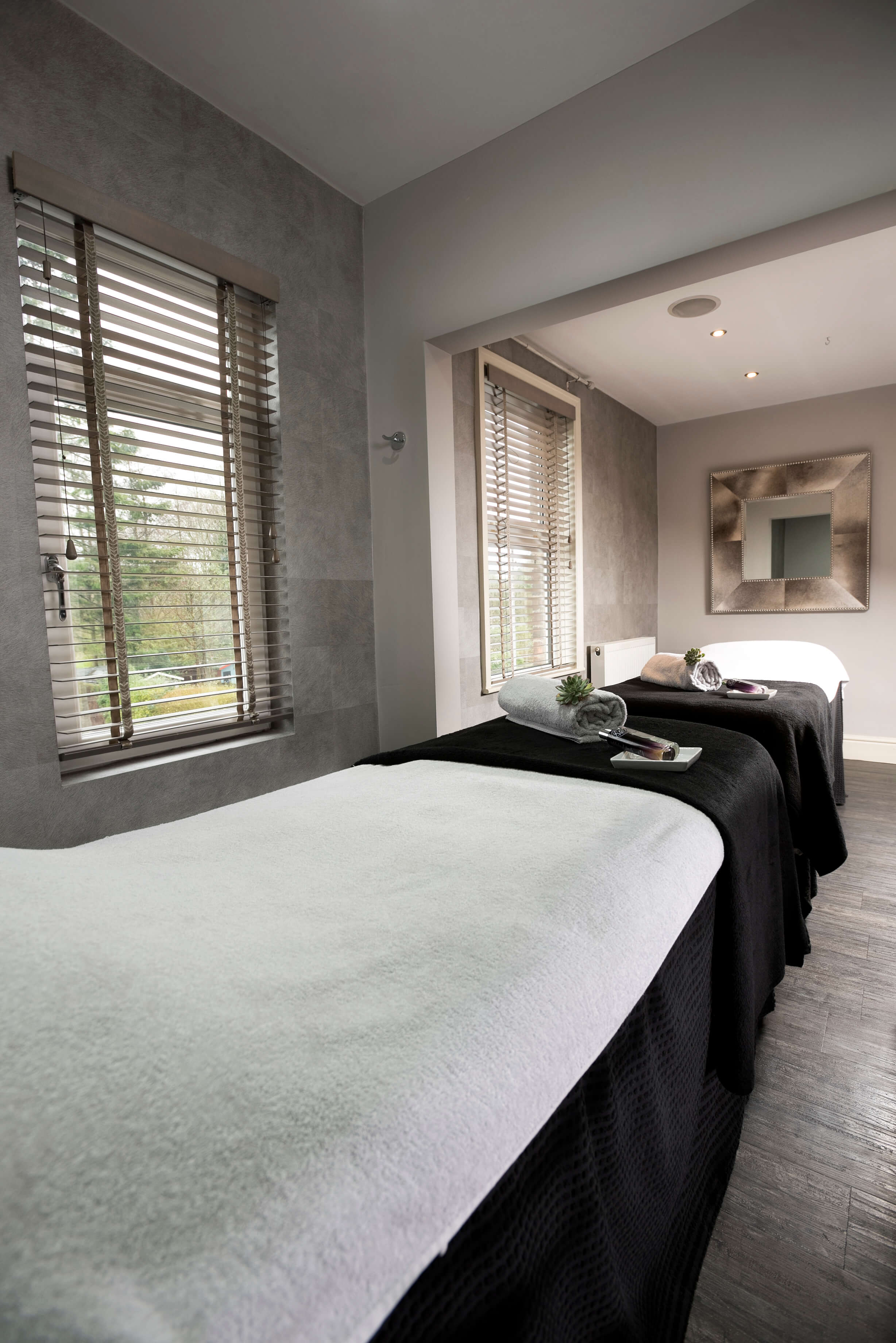 Spa Day at Radiant Living
