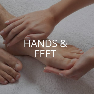 hands and feet for men