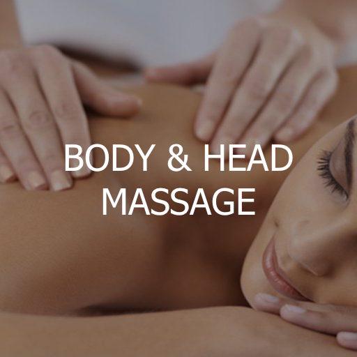 Body & Head Massage