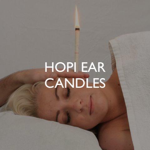 Hopi Ear Candles Liverpool