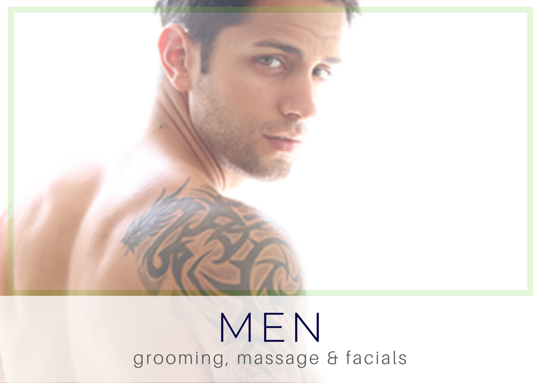 Treatments for Men at Radiant Skin Liverpool