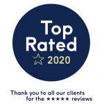 top rated award